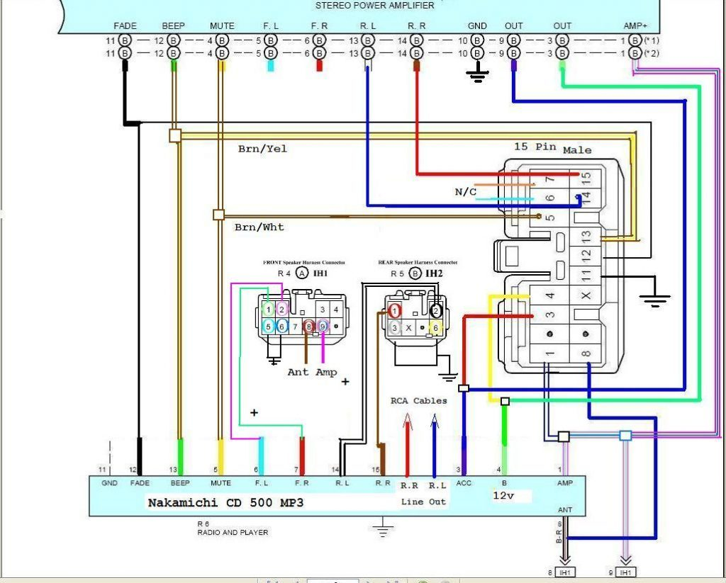 Cool Dual Xdmr7710 Wiring Harness Diagram Wiring Diagram Wiring 101 Ivorowellnesstrialsorg
