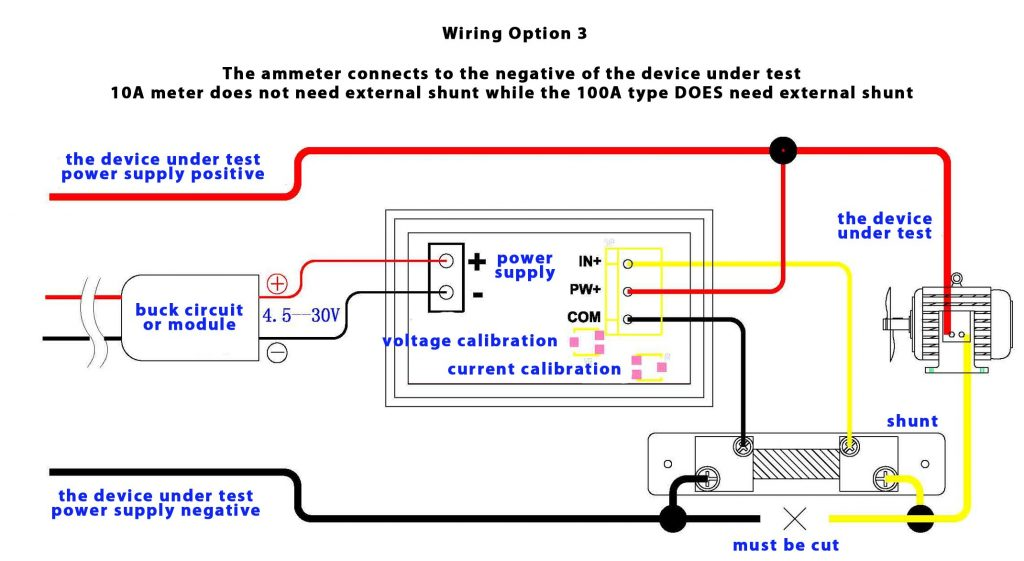 Astounding Digital Volt Amp Meter Wiring Diagram Wirings Diagram Wiring Digital Resources Operpmognl