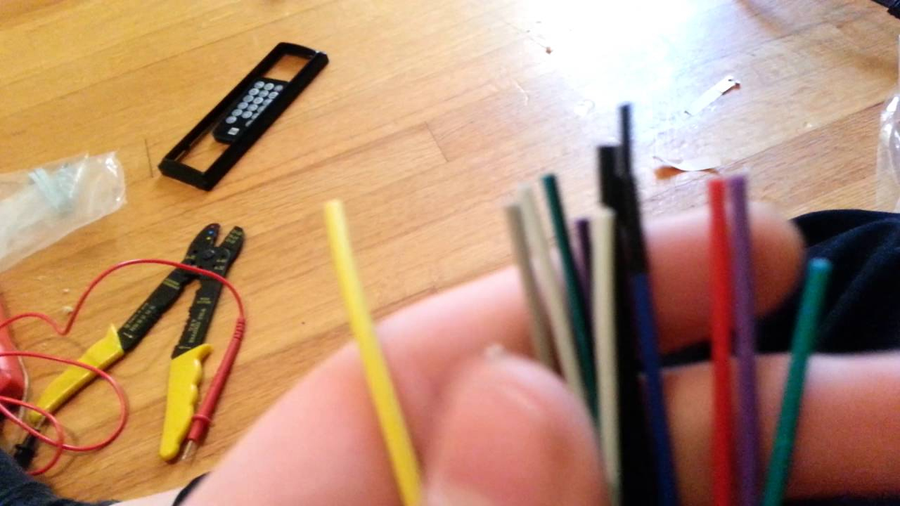 Dual Xdm280Bt Unboxing Part 2 - Youtube - Dual Xdm280Bt Wiring Diagram