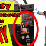✅Wiring A Chamberlain Garage Door Opener   Youtube   Chamberlain Garage Door Opener Wiring Diagram