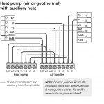 Ecobee3 Wiring Diagrams – Ecobee Support   Heat Pump Wiring Diagram
