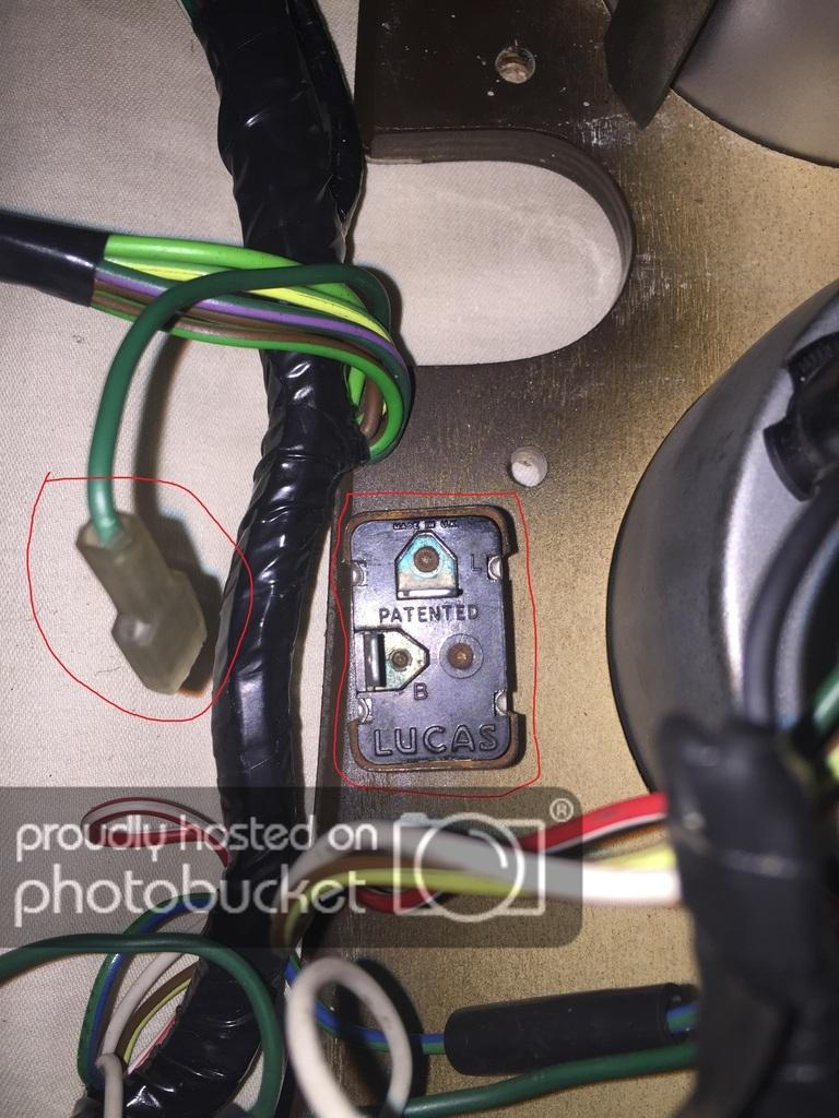 Elan Sprint Two Pin Flasher Unit : Electrical / Instrumentslotuselan - 2 Pin Flasher Relay Wiring Diagram
