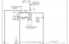 Electric Brake Control Wiring   Trailer Battery Wiring Diagram