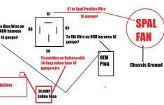 Electric Fan Relay Wiring Diagram   Allove   Electric Fan Relay Wiring Diagram