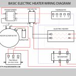 Electric Heater Wiring Diagram | Schematic Diagram   Electric Heater Wiring Diagram