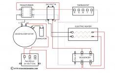 Electric Heater Wiring Diagram   Wiring Diagram Data   Electric Water Heater Thermostat Wiring Diagram