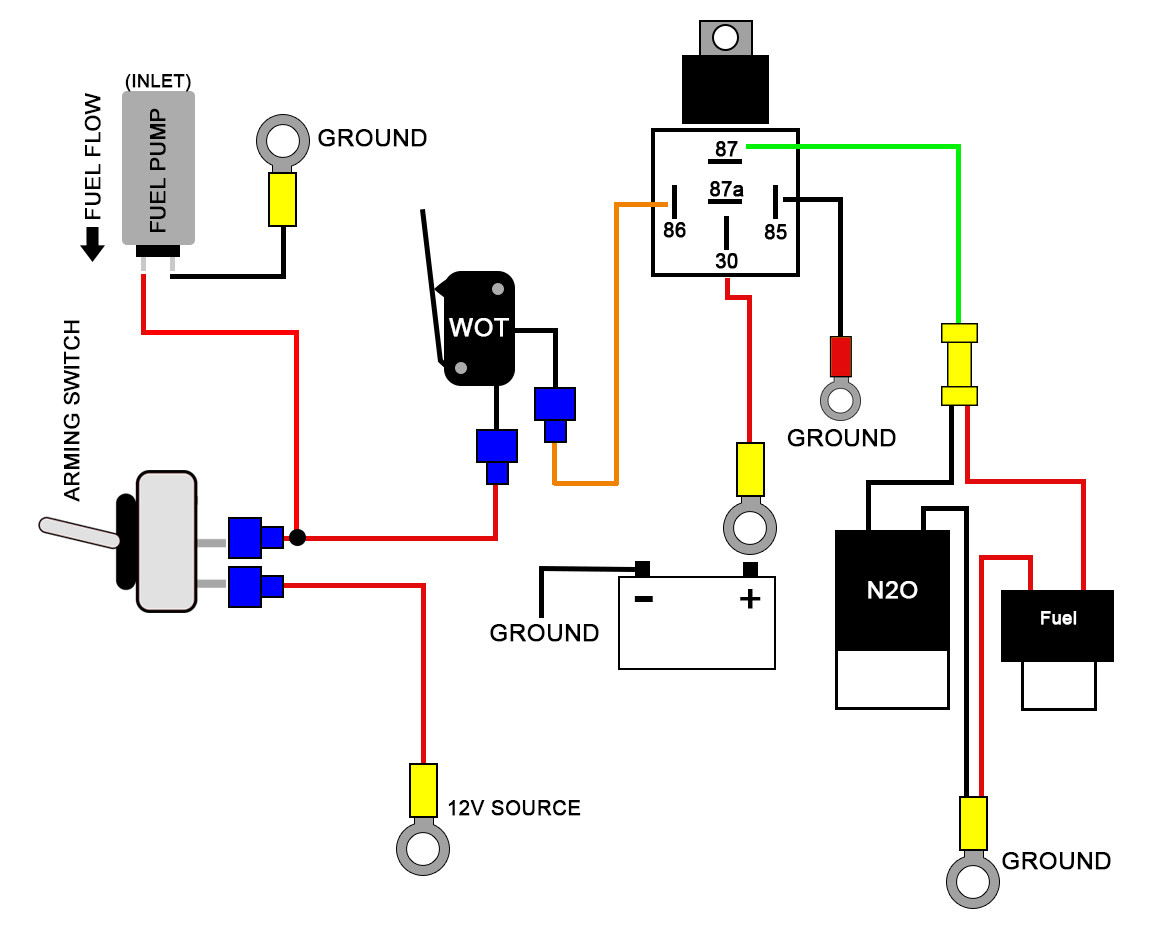 Electric Life Wiring Diagram | Wiring Library - Power Window Switch Wiring Diagram