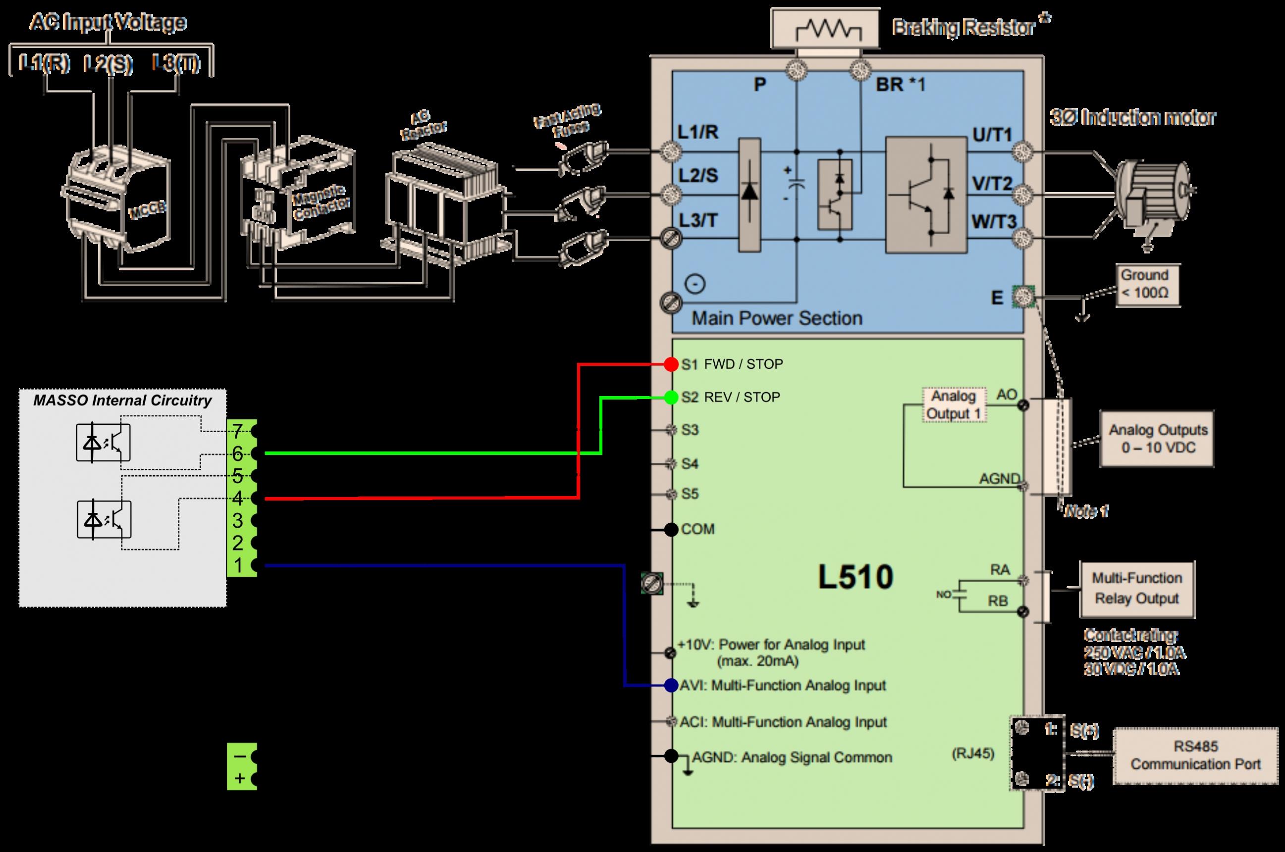 Electric Motor Wiring Diagram Single Phase – Dayton Electric Motors - Dayton Electric Motors Wiring Diagram