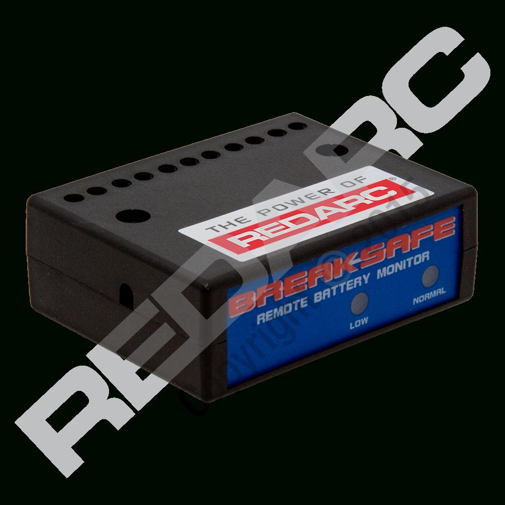 Electric Trailer Brake Controller - Tow Pro Elite V2 | Redarc - 2005 Ford F250 Trailer Brake Controller Wiring Diagram