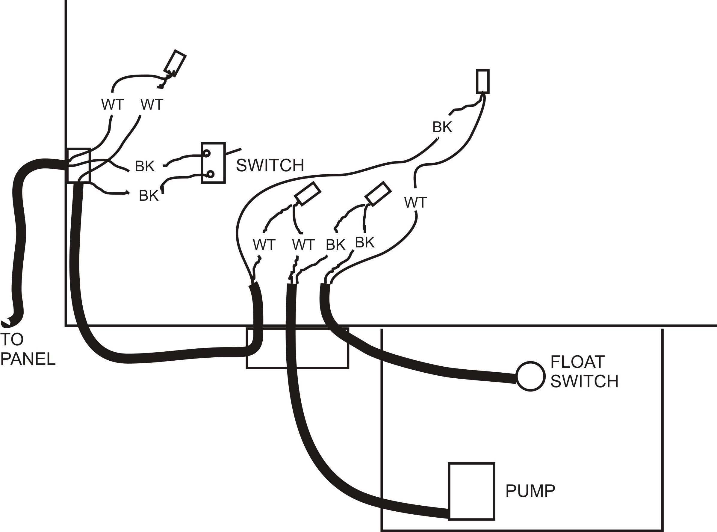 Electric Wiring Diagram Septic - Worksheet And Wiring Diagram • - Septic Tank Float Switch Wiring Diagram