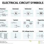 Electrical Diagram Schematic Symbols - Today Wiring Diagram - Electrical Wiring Diagram Symbols