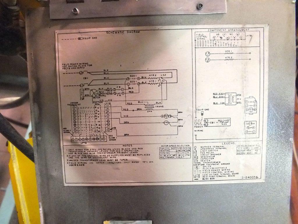 Electrical Diagram Training   Gray Furnaceman Furnace Troubleshoot   Electric Furnace Wiring Diagram