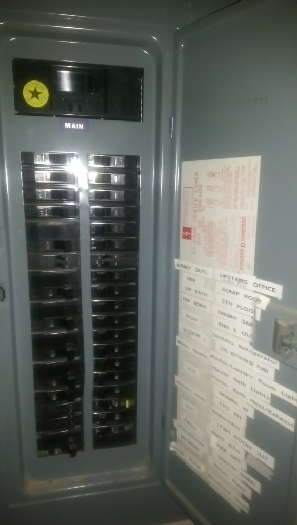 Electrical   Need Advice On Connecting 100 Amp Sub Panel To 200 Amp   100 Amp Sub Panel Wiring Diagram