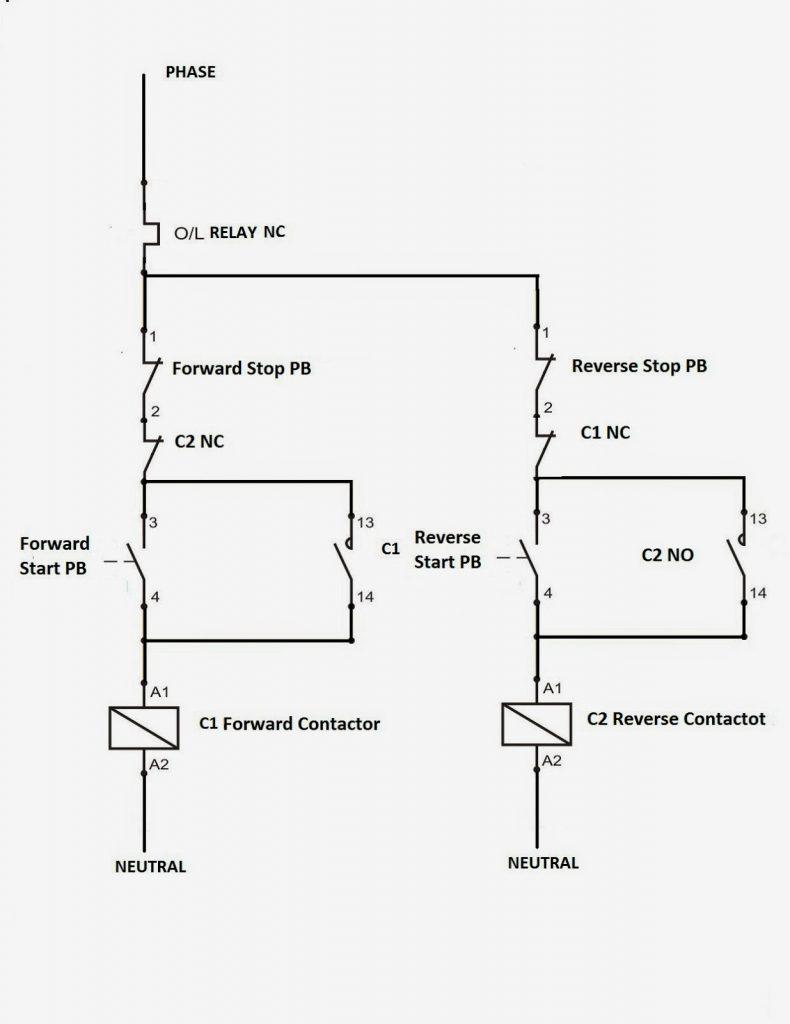 direct motor starter diagram. Black Bedroom Furniture Sets. Home Design Ideas