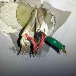 Electrical   Why Is My Australian Light Fixture Wired This Way   Light Socket Wiring Diagram