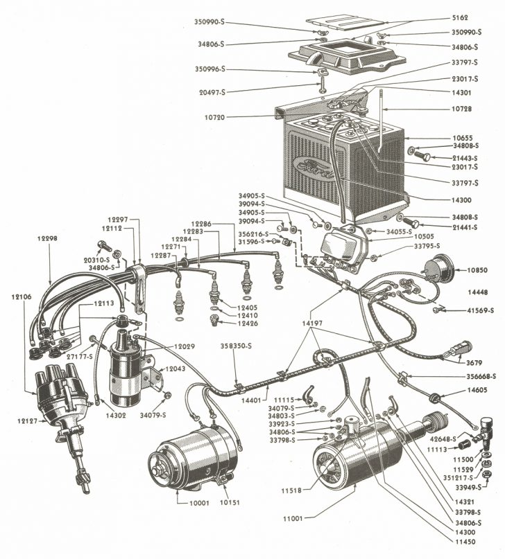 Swell Ford 8N Headlight Wiring Diagram Wirings Diagram Wiring Digital Resources Indicompassionincorg