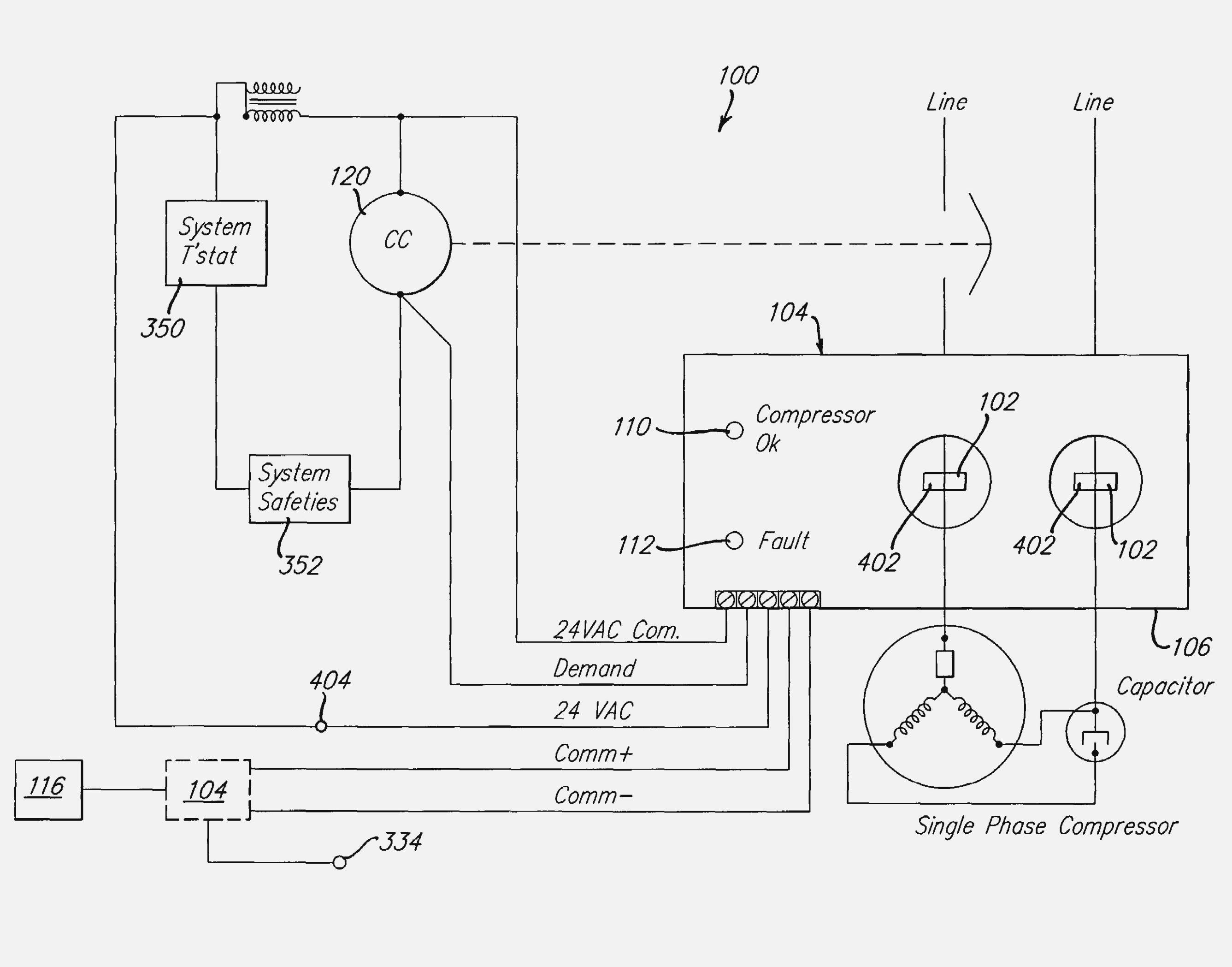Embraco Compressor Start Capacitor Wiring | Manual E-Books - Embraco Compressor Wiring Diagram