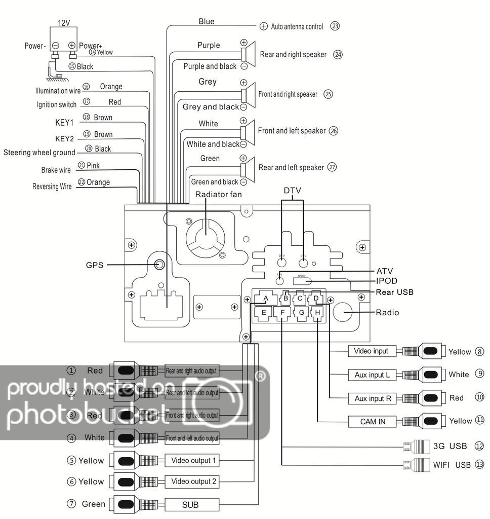 Eonon Wiring Schematic   Wiring Diagram - Eonon Wiring Diagram