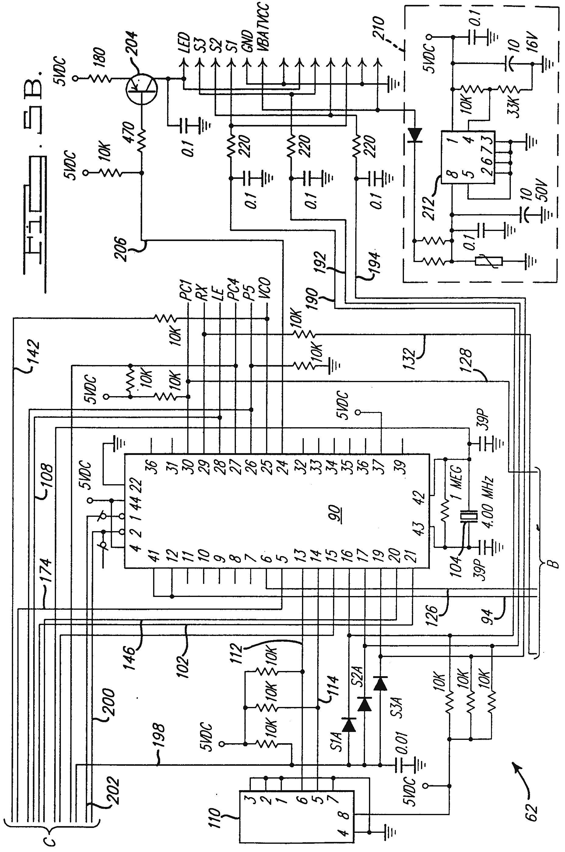 Estate Garage Door Opener Wiring Diagram | Wiring Diagram - Genie Garage Door Opener Wiring Diagram