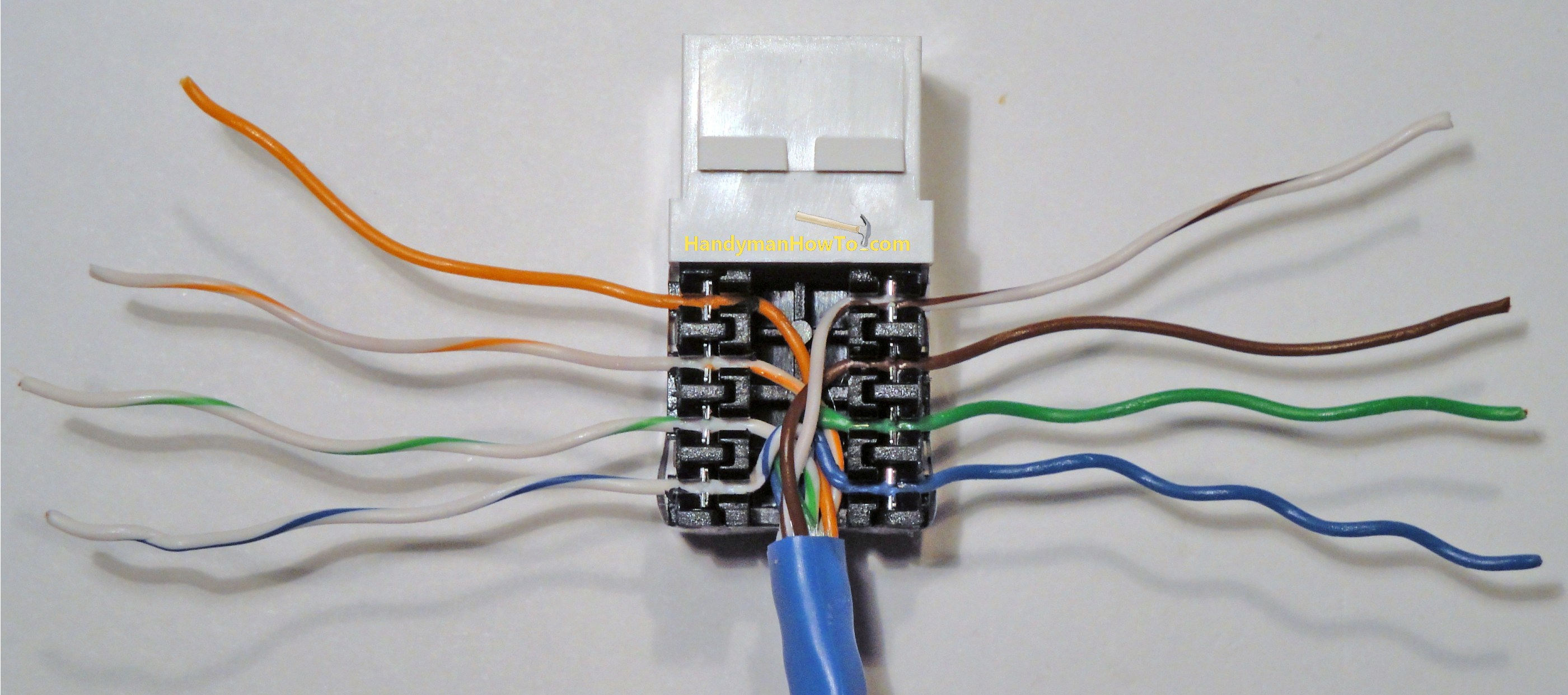 Ethernet Wall Jack Wiring - Schema Wiring Diagram - Ethernet Wall Socket Wiring Diagram