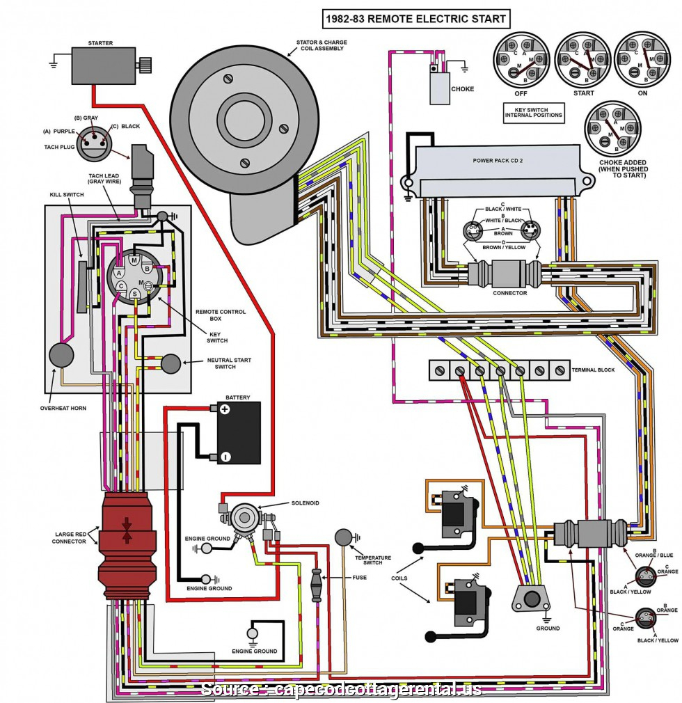 Evinrude Tachometer Wiring | Best Wiring Library - Evinrude Wiring Harness Diagram
