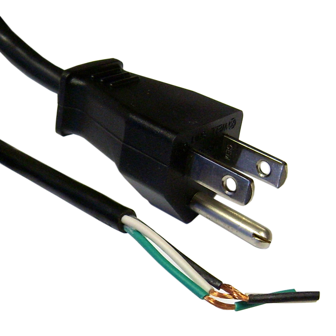 Extension Cord 3 Prong Wiring Diagram | Manual E-Books - Three Prong Plug Wiring Diagram
