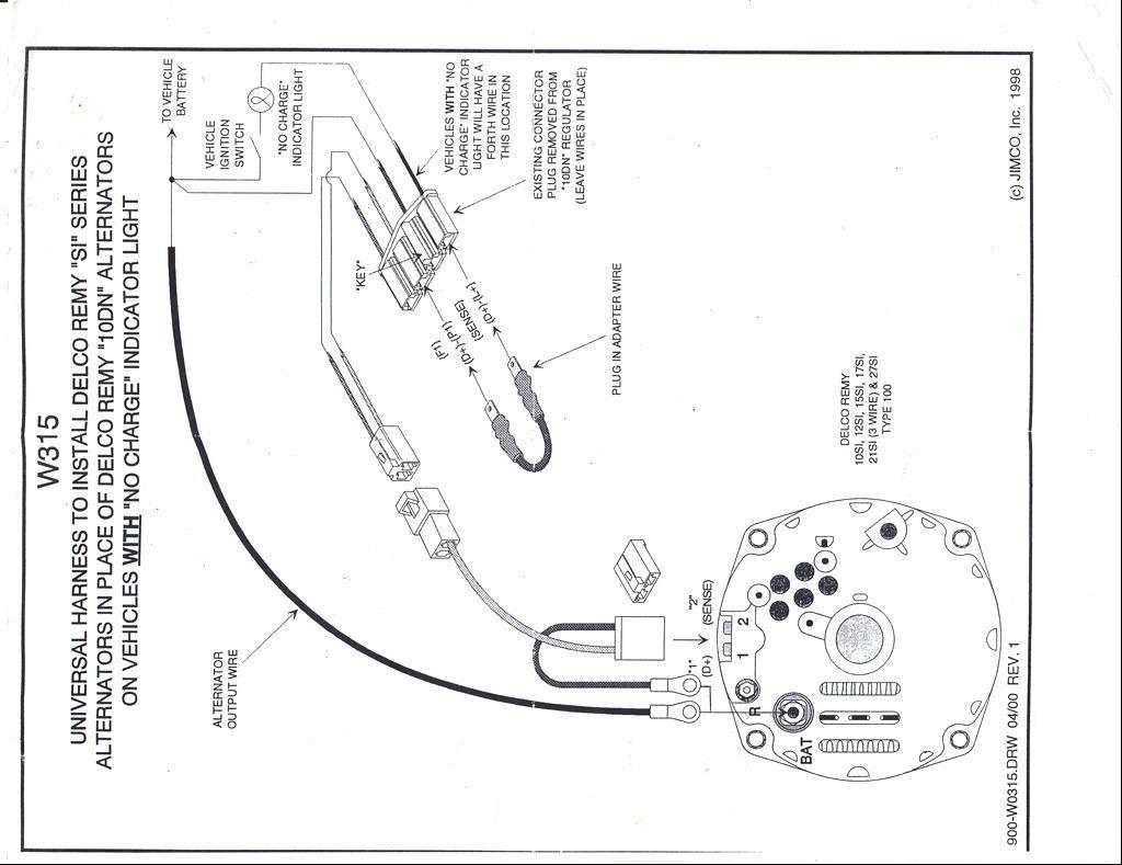 External Voltage Regulator Wiring Diagram - Data Wiring Diagram - Ford Alternator Wiring Diagram External Regulator