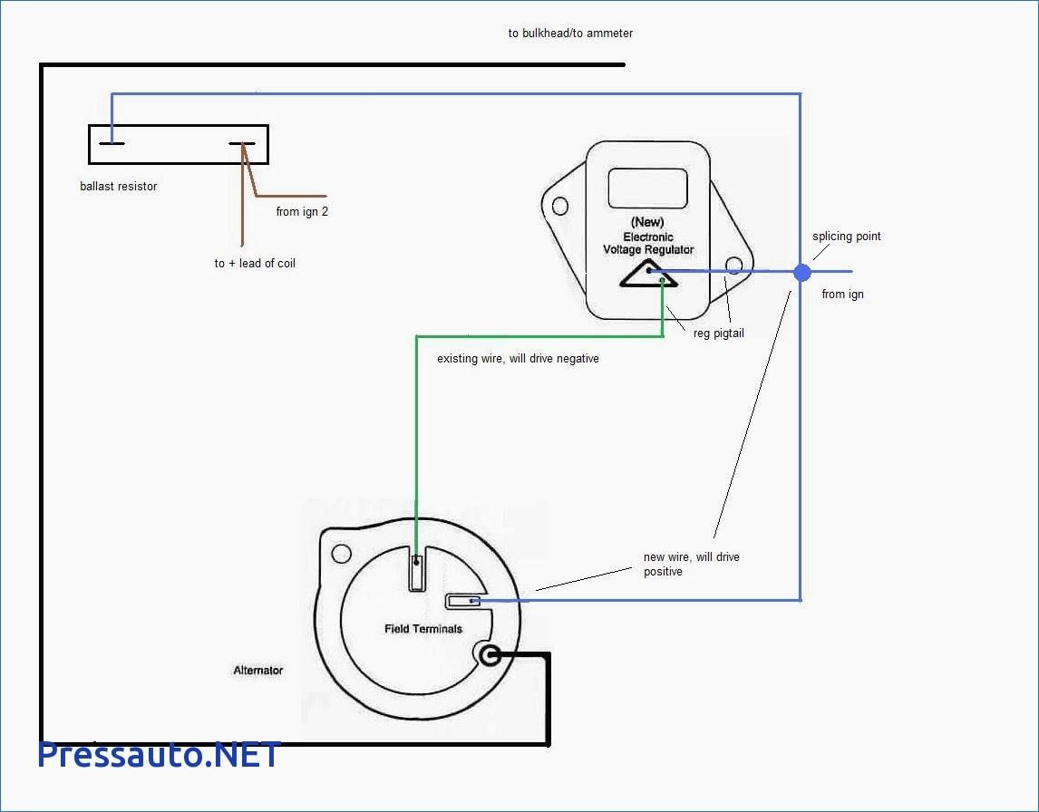External Voltage Regulator Wiring Diagram | Manual E-Books - External Voltage Regulator Wiring Diagram