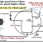 Fan Motor Capacitor Wiring   Data Wiring Diagram Today   Motor Run Capacitor Wiring Diagram