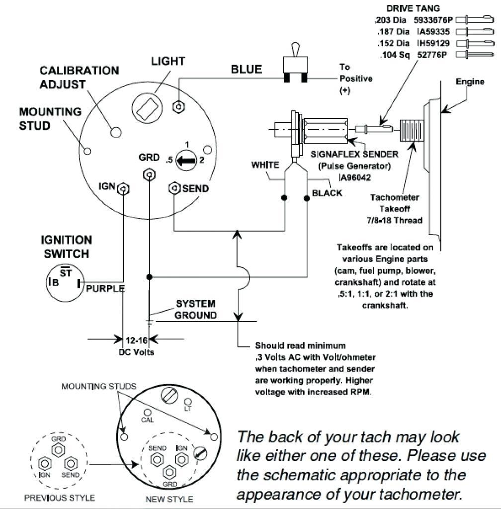 Faria Gauges Wiring Diagram - Wiring Diagrams Click - Yamaha Outboard Tachometer Wiring Diagram
