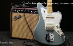 Fender American Professional Jazzmaster Electric Guitar – Youtube – Jazzmaster Wiring Diagram