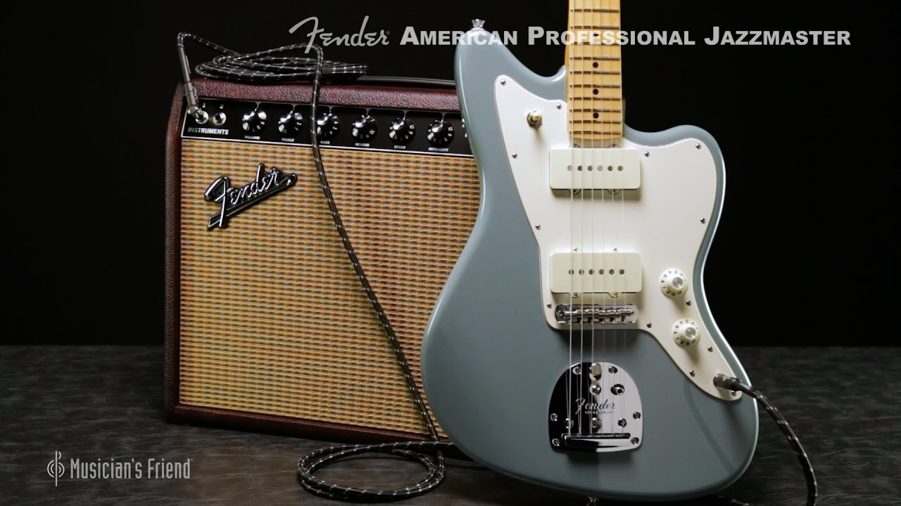 Prime Fender American Professional Jazzmaster Electric Guitar Youtube Wiring Digital Resources Cettecompassionincorg