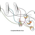 Fender Hss Strat Wiring Diagram 1 Vol Tone | Wiring Diagram   Hss Strat Wiring Diagram 1 Volume 2 Tone