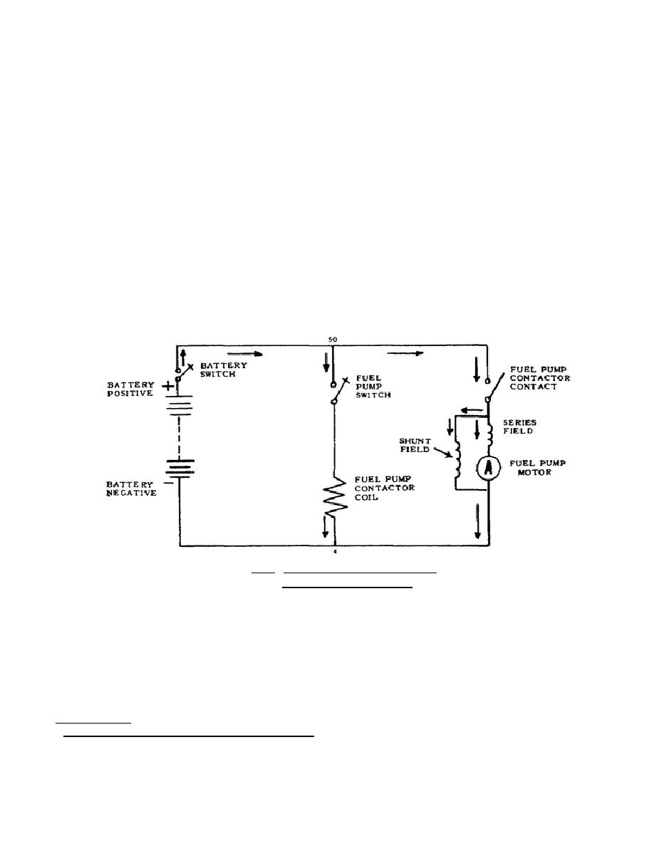 Figure 1.12. Schematic Wiring Diagram Fuel Pump Motor Circuit - Electric Fuel Pump Wiring Diagram