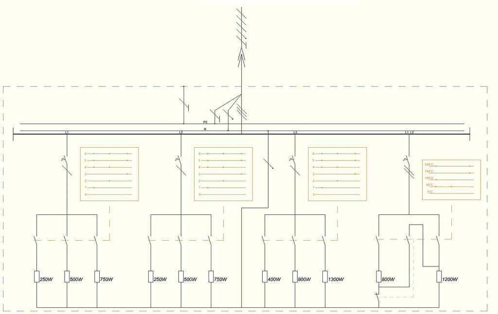 file:schematic wiring diagram of electrical stove wikimedia electric  stove wiring diagram
