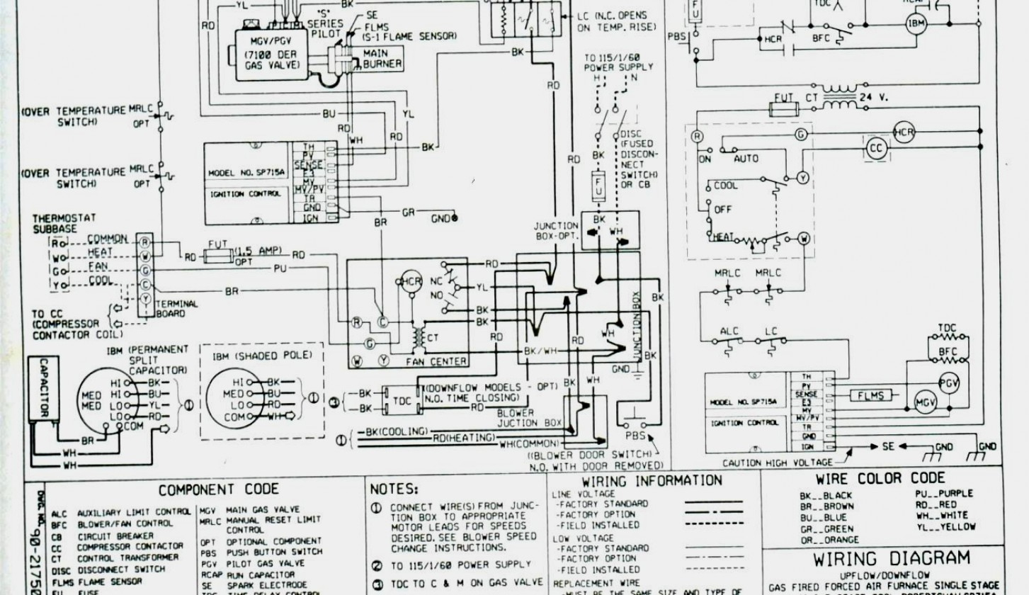 First Company Air Handler Wiring Diagram | Manual E-Books - First Company Air Handler Wiring Diagram
