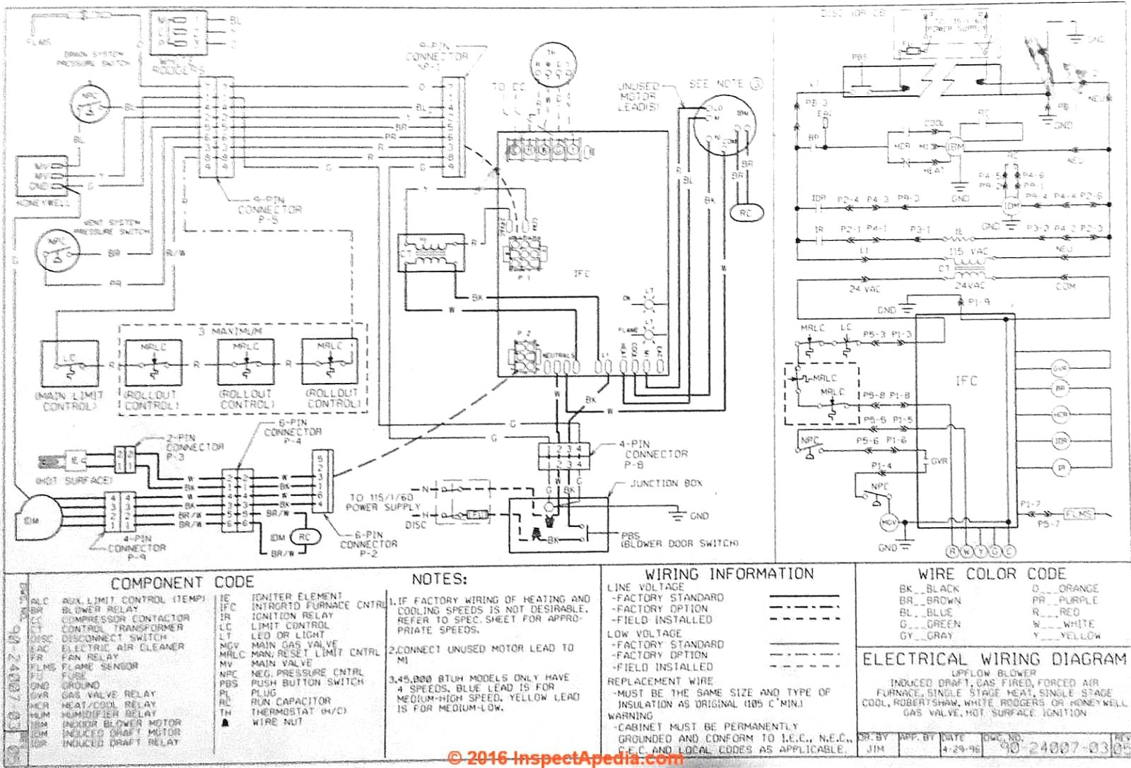 First Company Wiring Diagrams - Schematics Wiring Diagram - First Company Air Handler Wiring Diagram