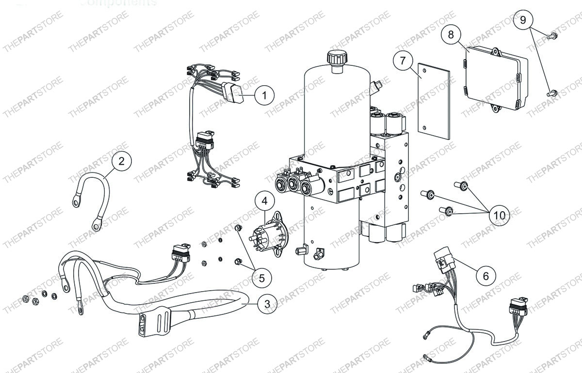 Fisher Minute Mount 2 Light Wiring Diagram | Wiring Diagram - Fisher Plow Wiring Diagram Minute Mount 2