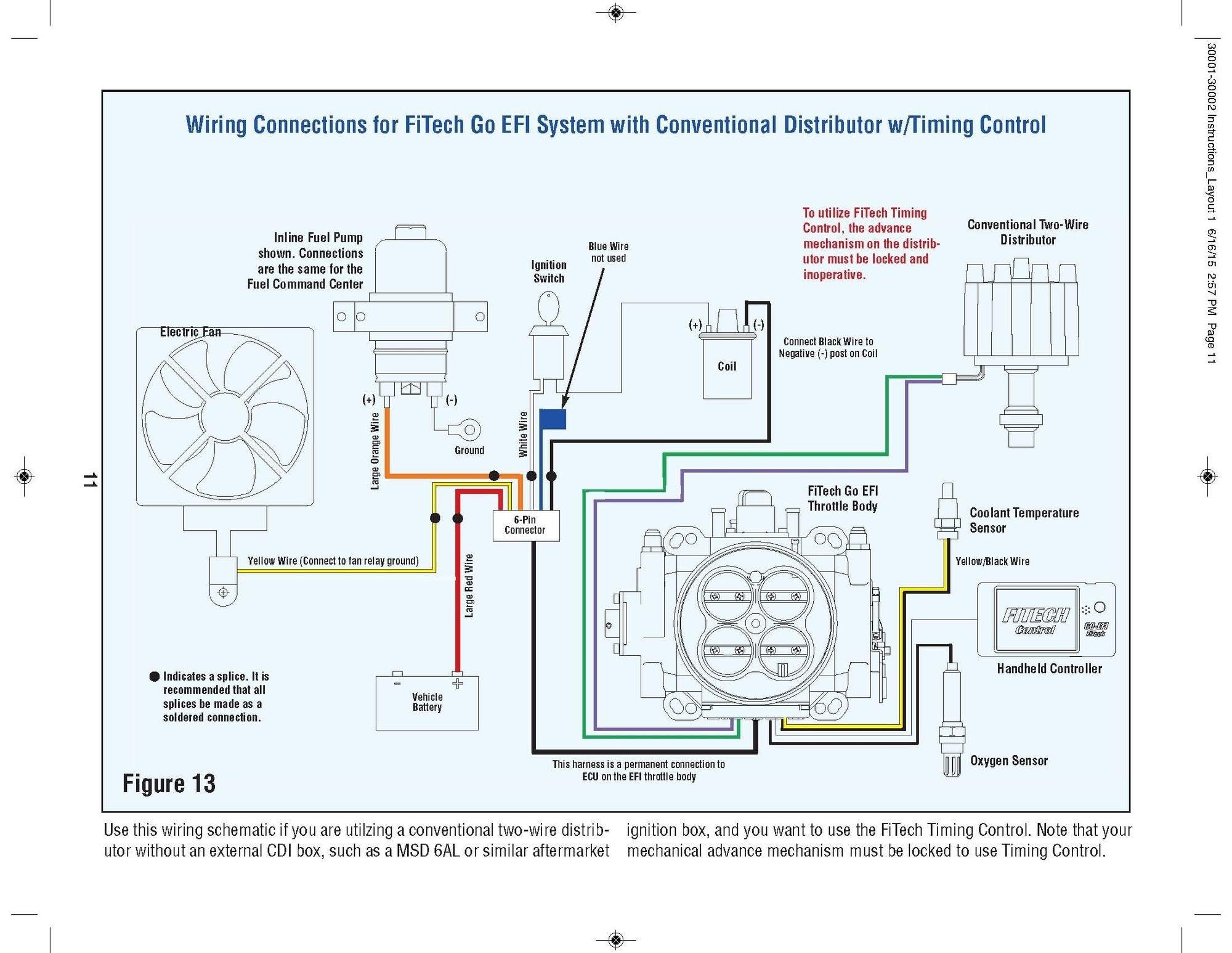 Fitech Wiring Diagram | Autowiringdiagram - Fitech Wiring Diagram