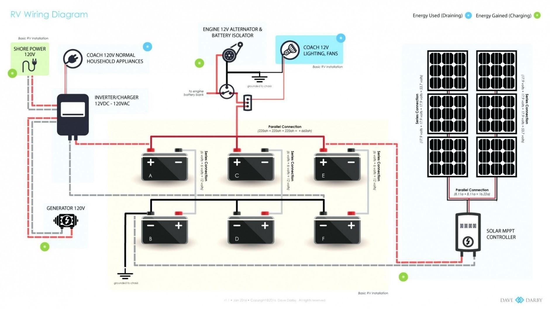 Fleetwood Bounder Rv Wiring Diagrams | Schematic Diagram - Fleetwood Rv Wiring Diagram