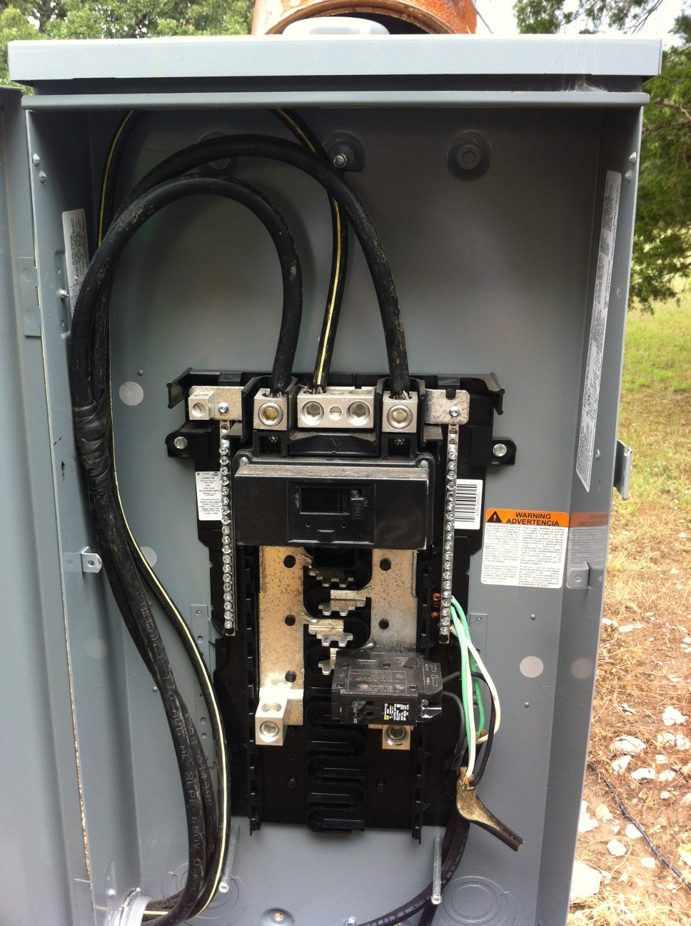 For 200 Amp Disconnect Box Wiring Diagram | Wiring Diagram - 200 Amp Breaker Box Wiring Diagram