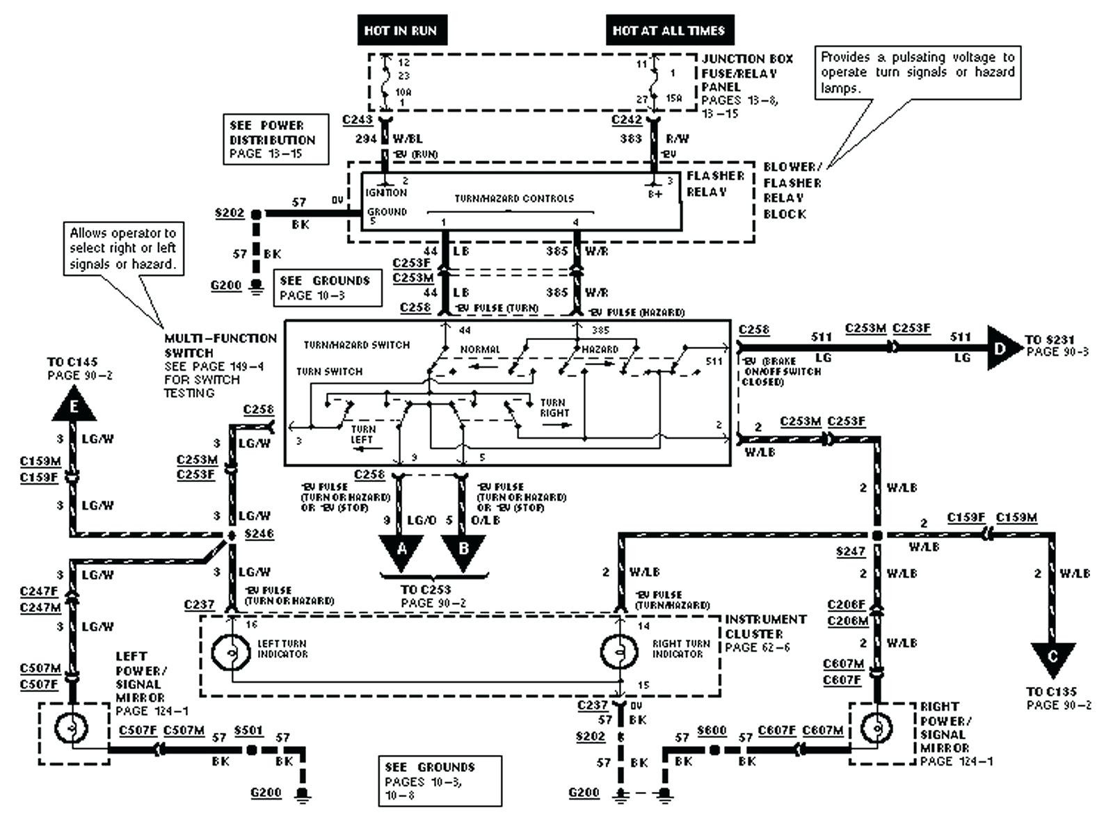 Ford 2005 4 2 Spark Plug Wire Diagram | Wiring Library - 1997 Ford F150 Spark Plug Wiring Diagram