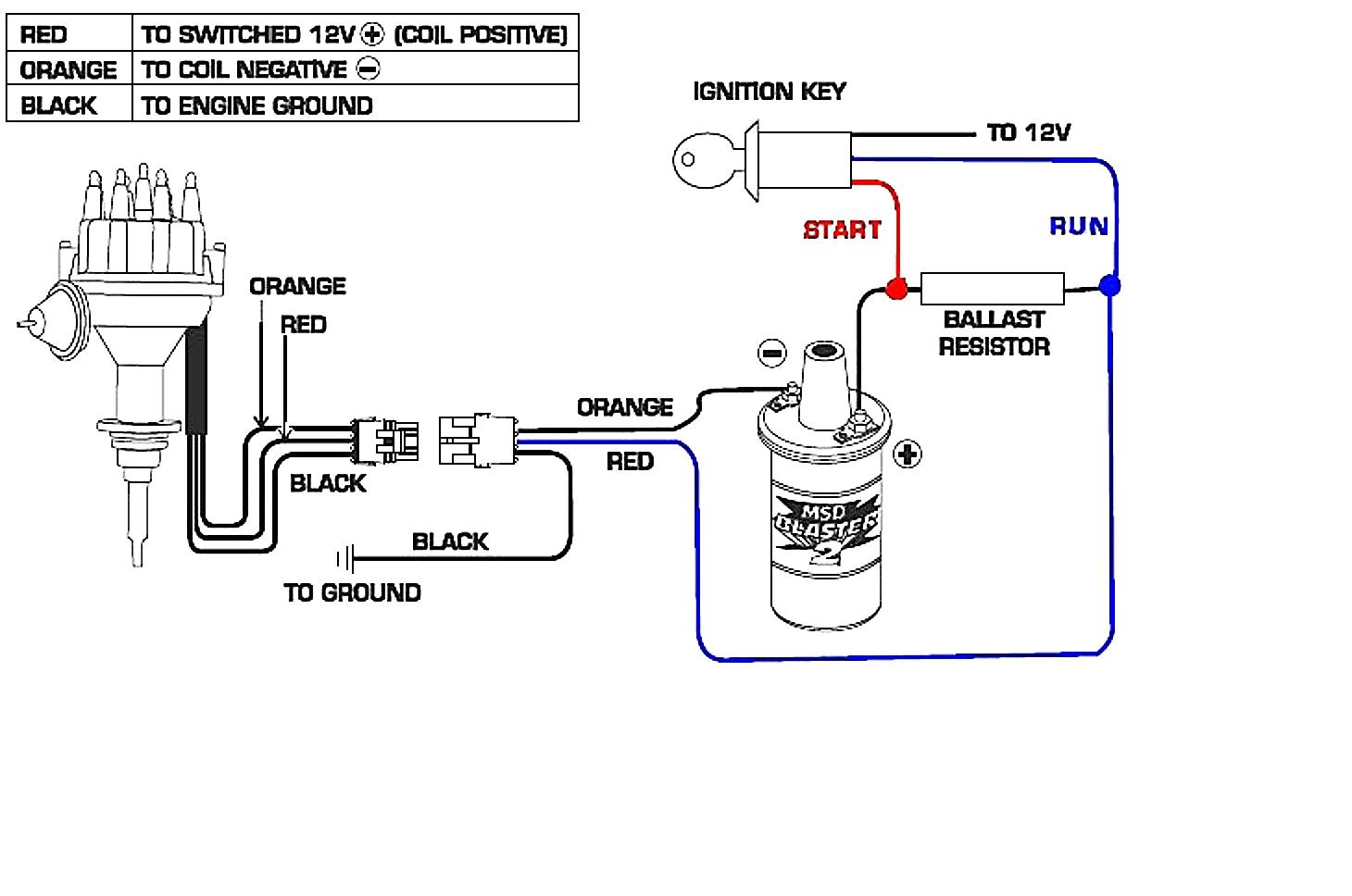 Ford 302 Ignition Coil Wiring - Wiring Diagram Detailed - Duraspark 2 Wiring Diagram