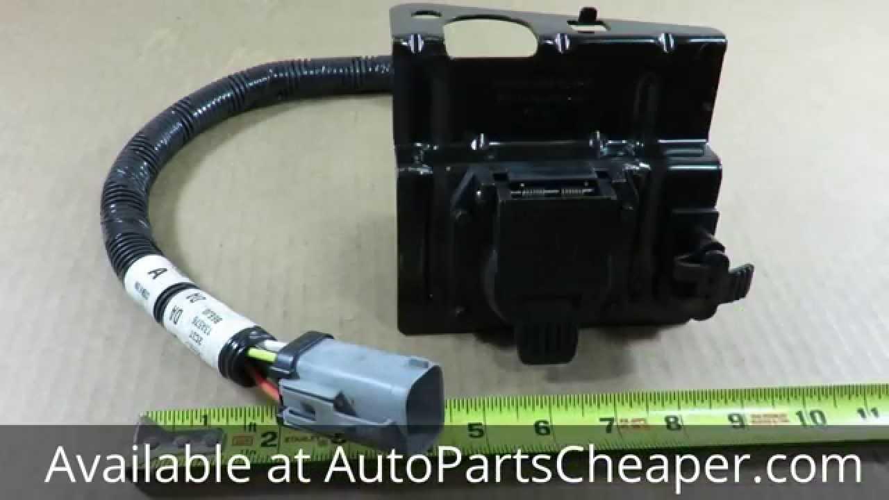 Ford 7 Pin Trailer Wiring Diagram - Data Wiring Diagram Today - 7 Wire Trailer Wiring Diagram