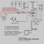 Ford 9N Wiring Diagram 12 Volt 1 Wire Alternator   Wiring Diagram   12 Volt Alternator Wiring Diagram