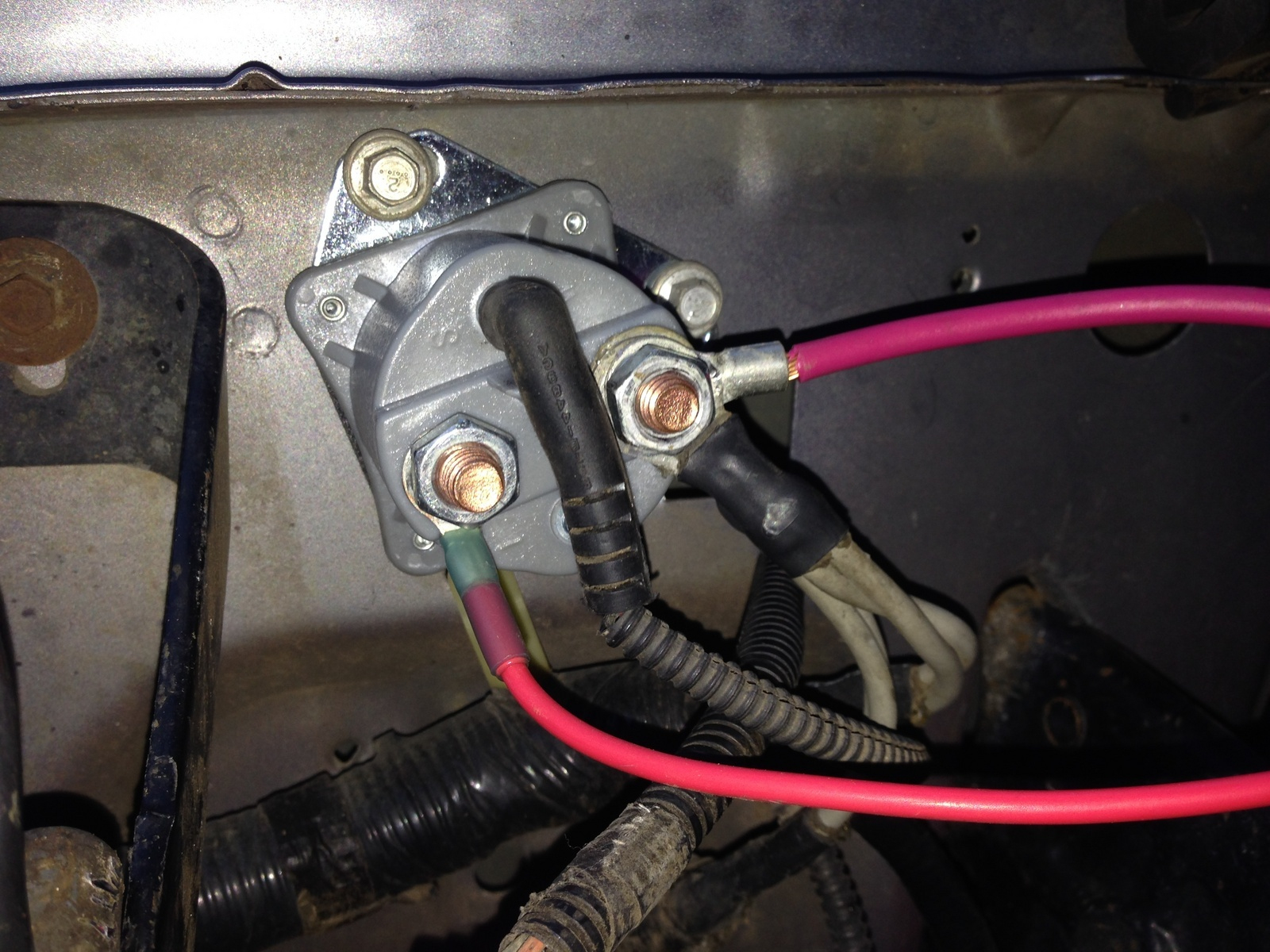 Ford F-150 Questions - Why Won't My Truck Start? - Cargurus - Ford F150 Starter Solenoid Wiring Diagram