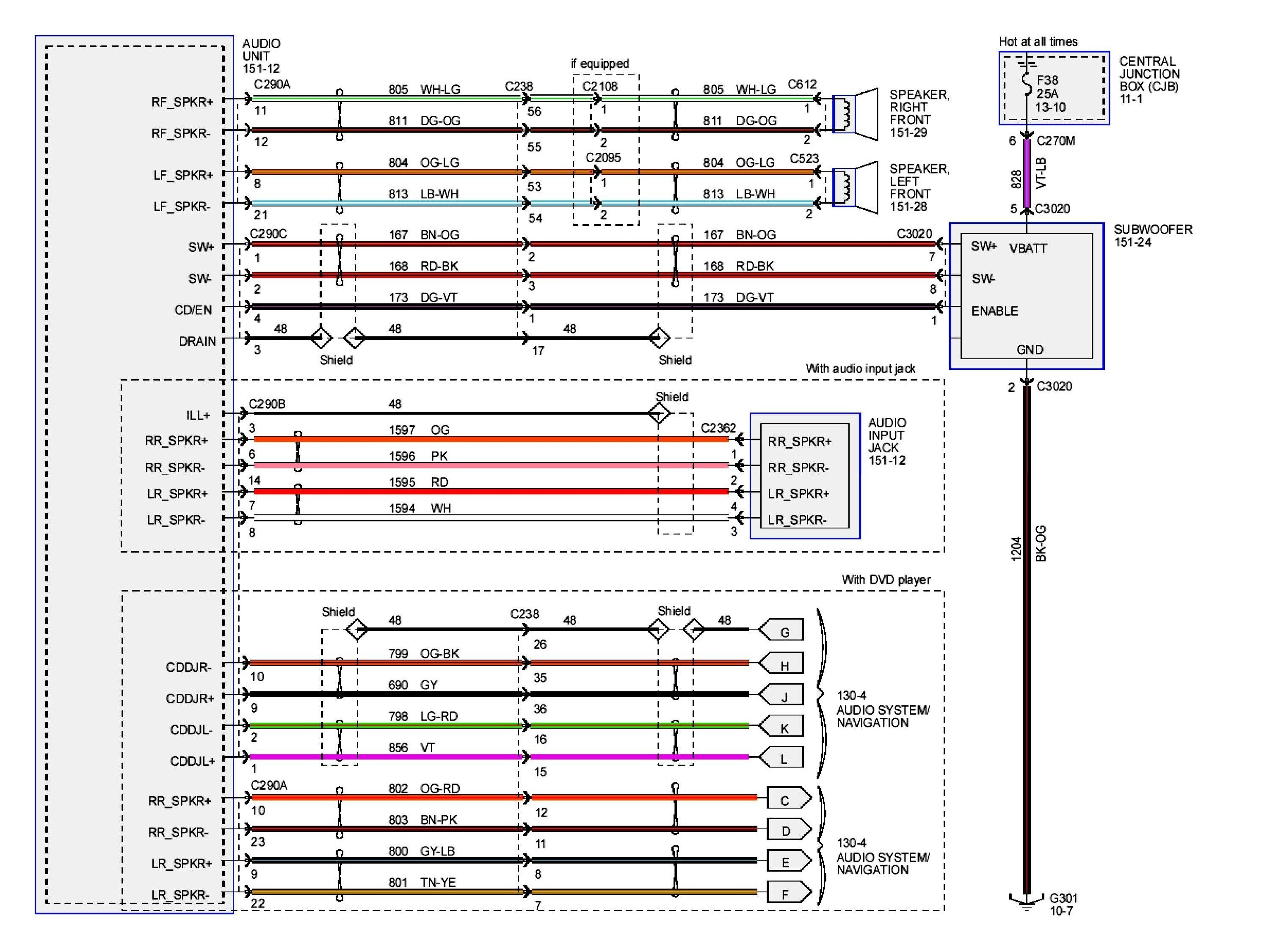 Ford F 250 Super Duty Stereo Wiring Diagram | Wiring Diagram - Ford F250 Stereo Wiring Diagram