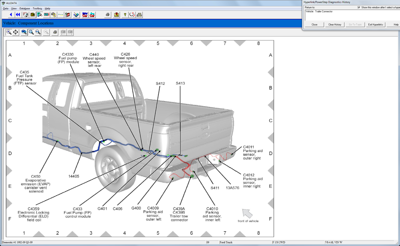 Ford F 250 Trailer Plug Wiring Diagram 7 Pin - Wiring Diagrams Hubs - Trailer Brake Wiring Diagram 7 Way