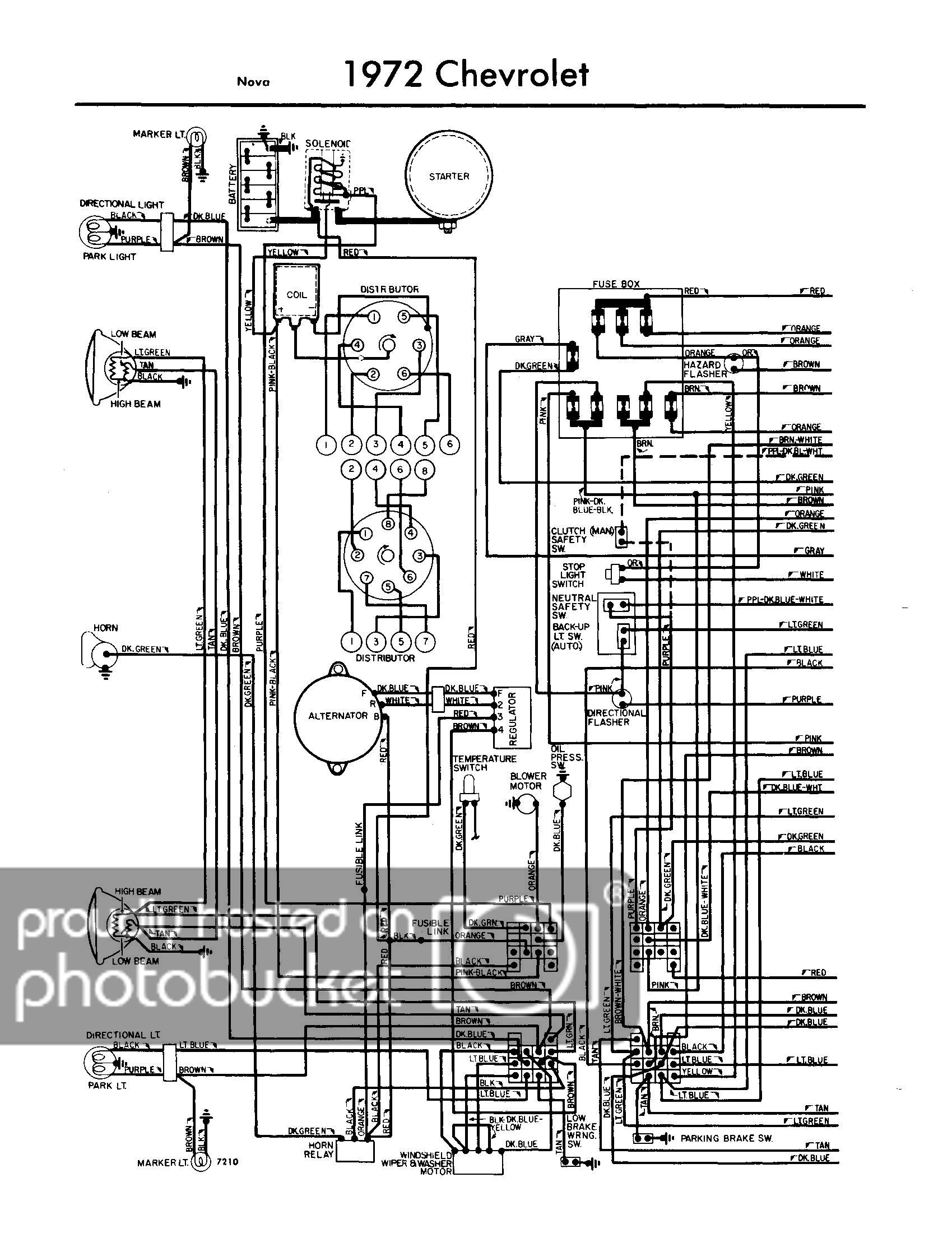 Ford F100 Fuse Box | Wiring Library - Start Run Capacitor Wiring Diagram