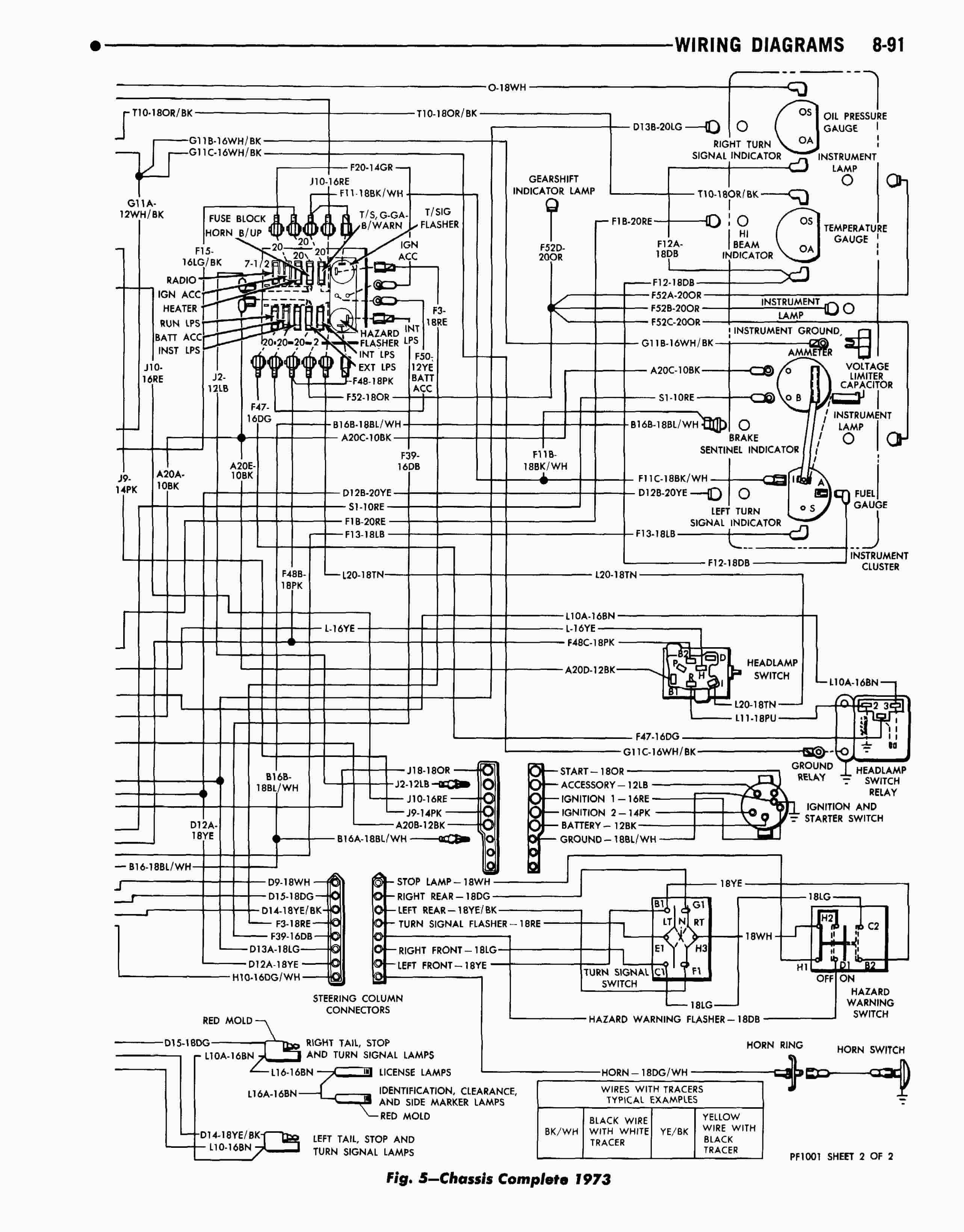 Ford F53 Wiring   Wiring Diagram - Ford F53 Motorhome Chassis Wiring Diagram